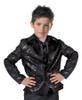 Disco Jacket Child Black Mediu