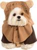 Pet Costume Ewok Small
