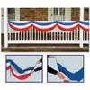 Patriotic Fabric Bunting