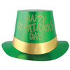 Glittered St Patricks Day 5 Pk