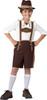 Bavarian Guy Child Sz 10