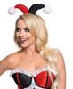 Harley Quinn Adult Headband