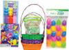 Easter Basket Pr/or/gr Kit