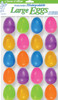 Easter Eggs Bag Of 20 Plastic