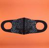 Rhinestone Stardust Face Mask