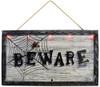Beware Animated Sign