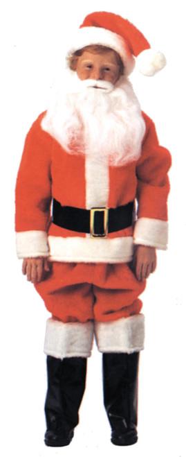 Santa Suit Child Sz 6-8