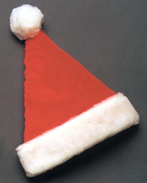 Santa Hat Deluxe Plush