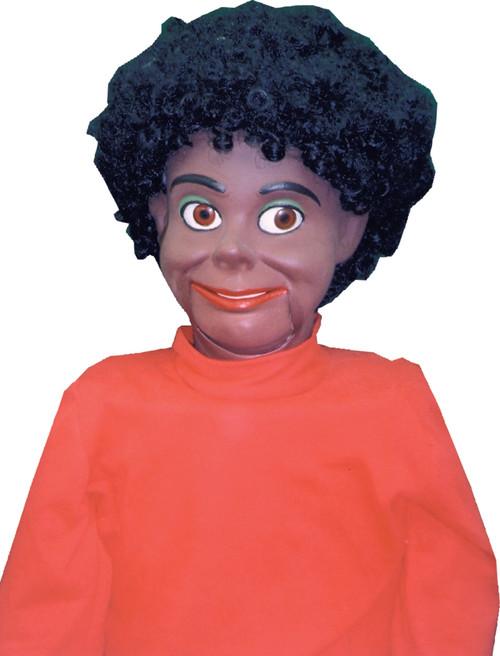 Vent Figure Black Female Spec