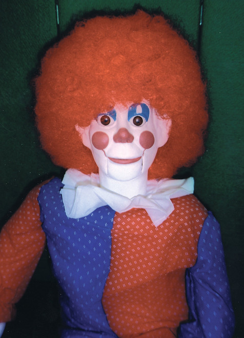 Vent Figure Clown Spec Order