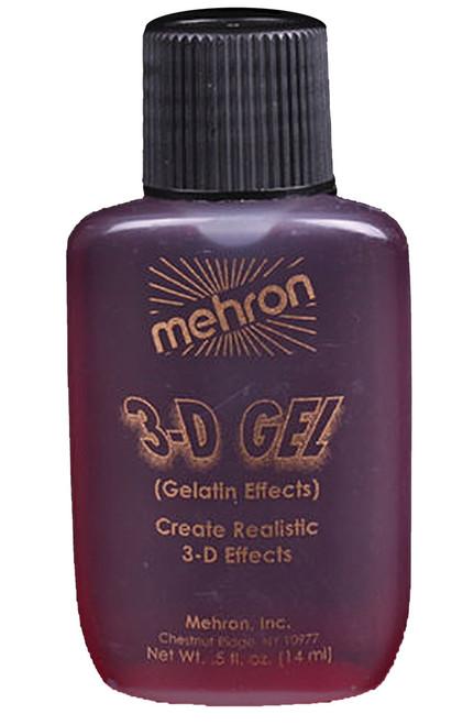 3d Gel/gel Effects Blood