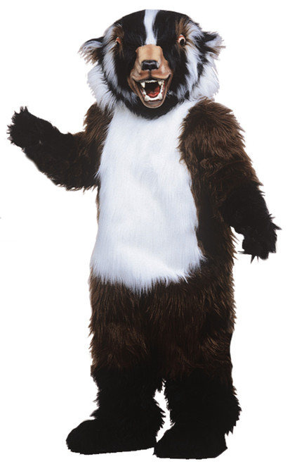 Badger Mascot  As Pictured