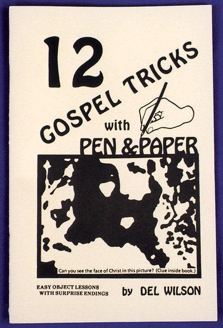 12 Gospel Tricks W Pen Paper