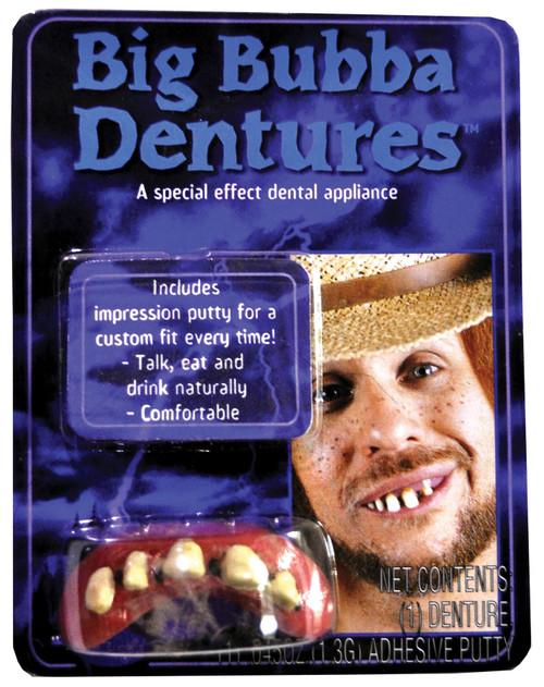 Big Bubba Bubba Teeth
