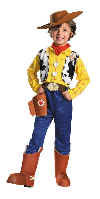 Toy Story Woody Dlx Ch 4 To 6