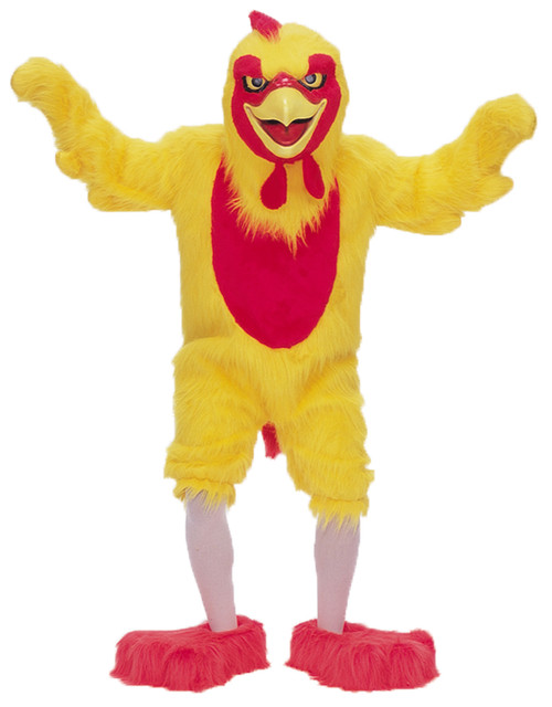 Chicken Mascot Complete