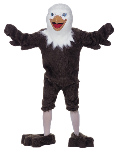 Eagle Mascot Complete