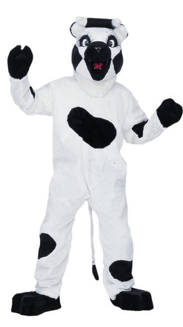 Cow Mascot Complete