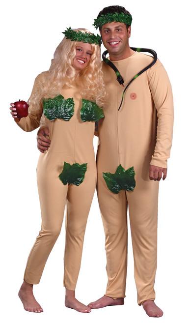 Adam Eve Costume Set