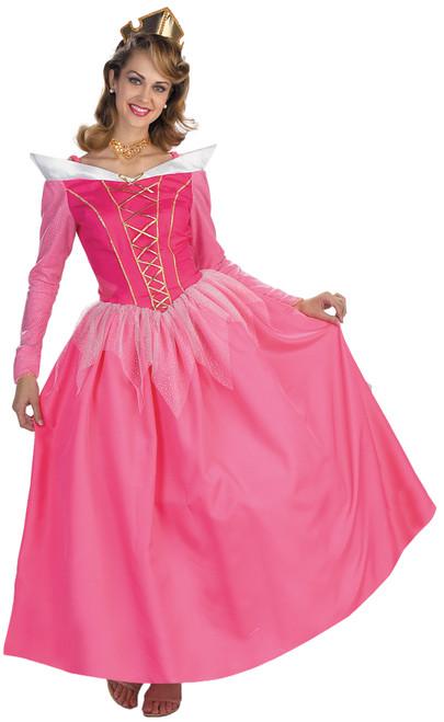 Sleeping Beauty Aurora Adult Costume