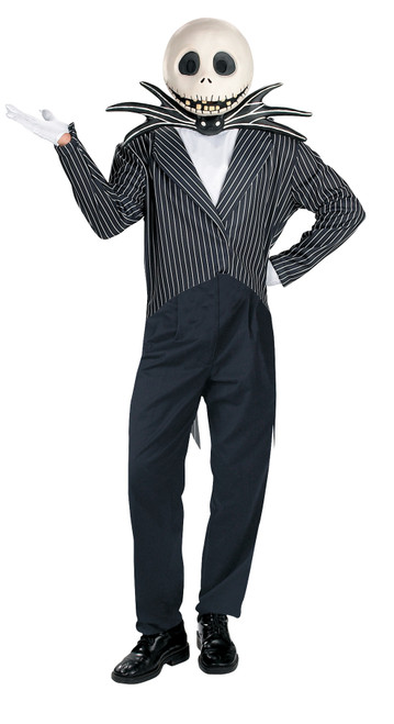 Jack Skellington Dlx Adult