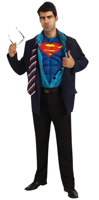 Clark Kent Superman Cost Xl
