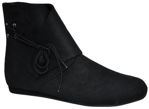 Boot Renaisc Blk Short Men