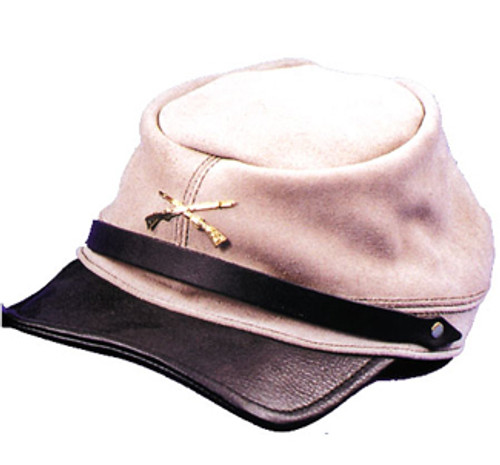 Civil War Cap Qual Grey