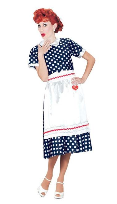 Women's I Love Lucy Costume