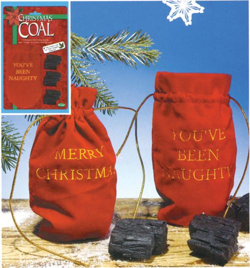 Bag Of Coal You Are Naughty