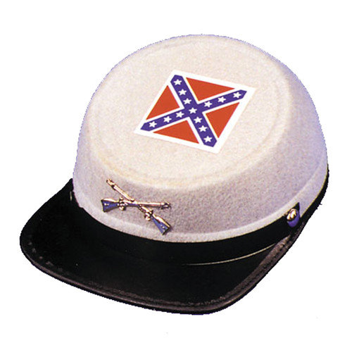 Civil War Cap Econo Grey Md