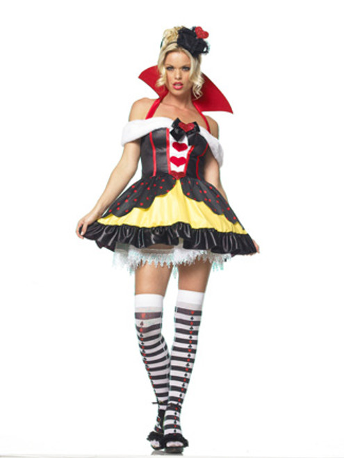 Queen Of Hearts 3pc X Small