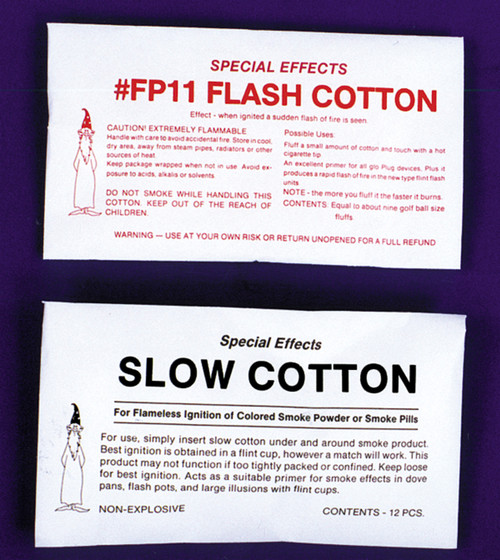 Flash Cotton Fast Ormd