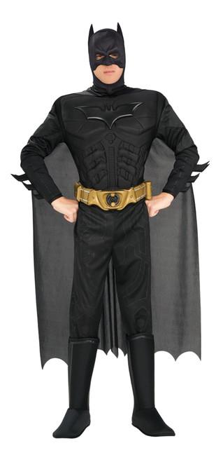 Batman Deluxe Adult Xl