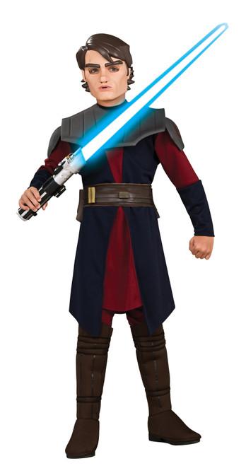 Anakin Skywalker Dlx Child Sml