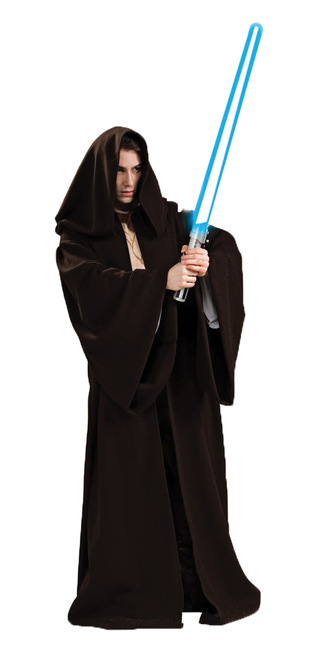 Jedi Robe Super Dlx Adult Std
