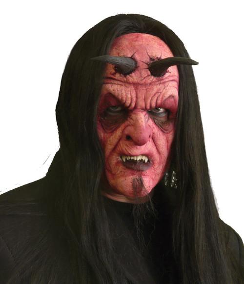 Devil Full Face Foam Prostethi