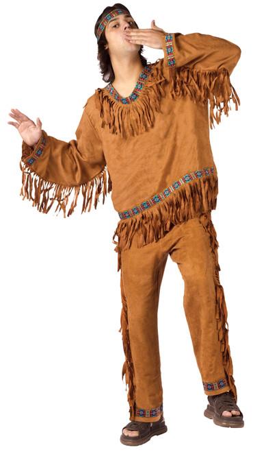 American Indian Man Plus