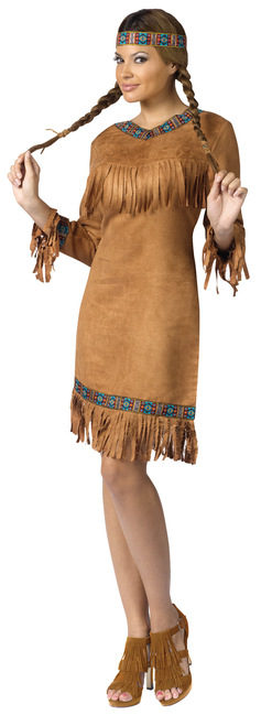 American Indian Woman M/l