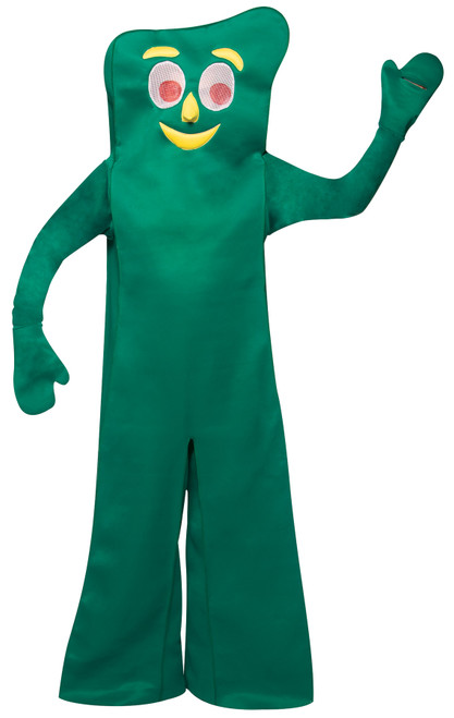 Gumby Adult Costume