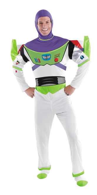 Buzz Lightyear Dlx Adult 42-46