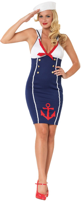 Ahoy There Hottie Women's Costume