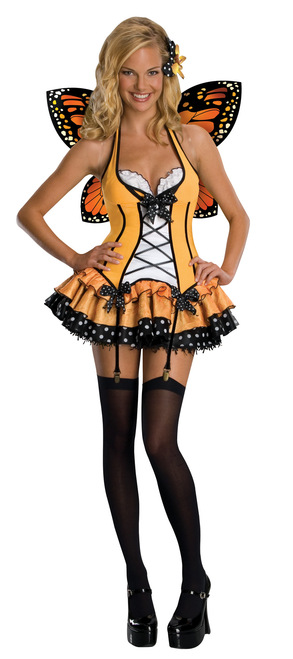 Fantasy Butterfly Women's Costume