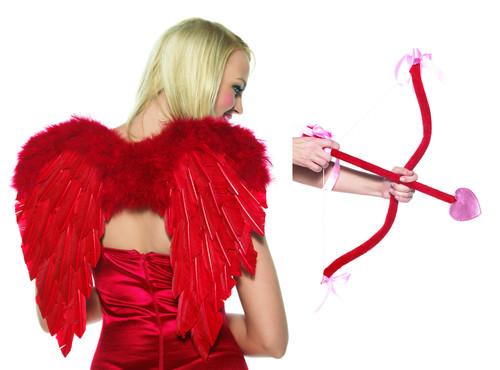 Cupid Kit, Bow, Arrow & Wings