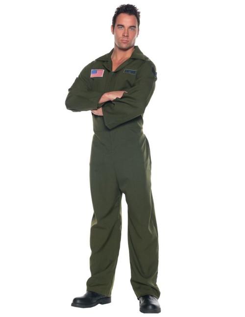 Airforce Jumpsuit