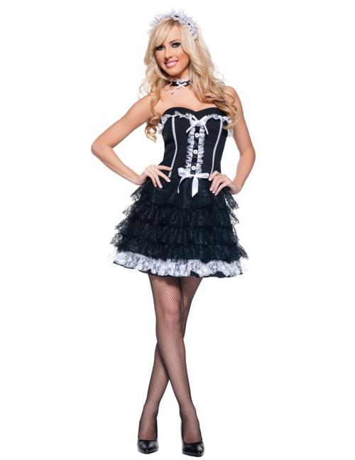 Fifi French Maid Women's Costume