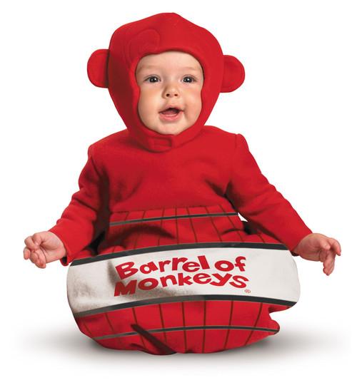 Barrel Of Monkeys 0-6 Mths