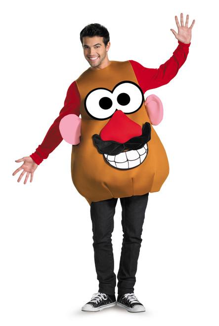 Mr Potato Head Dlx Adult 42-46