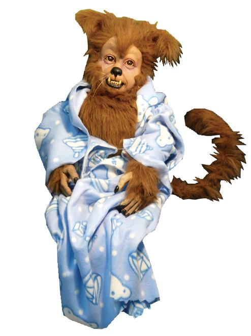 Werewolf Doll W Blanket