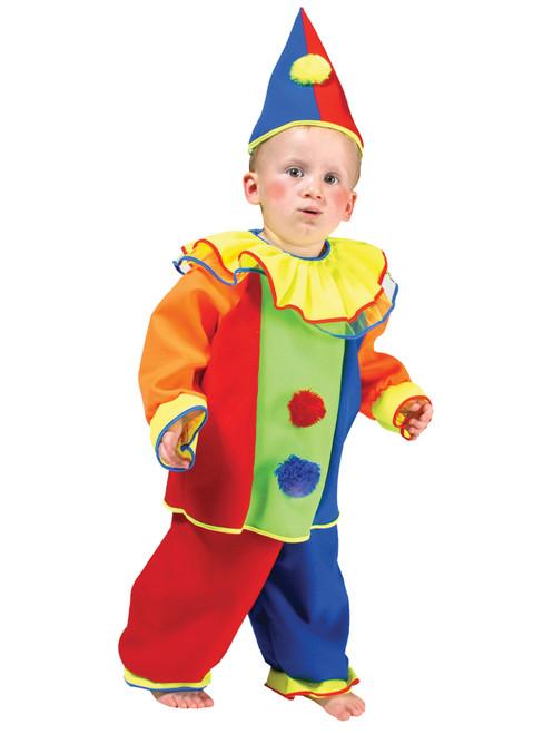 Baby Bobo Clown Small 4-6